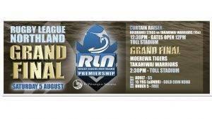RLN Grand Final Ad