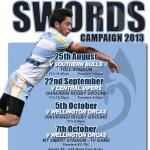 Northern Swords - Fixtures Poster