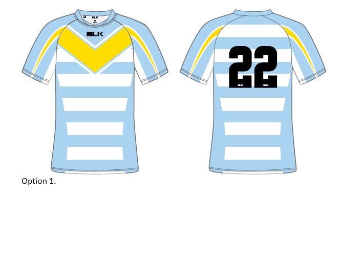 Northern Swords - Jersey Designs - Have your say - Rugby League