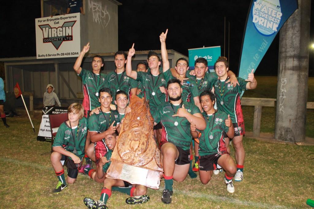 Kamo High School v Whangarei Boys High School