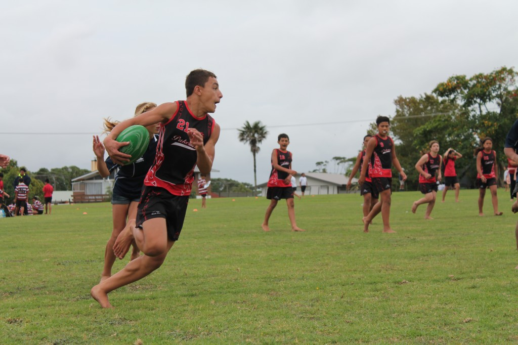 Muriwhenua Primary Schools Modified Rugby League Competition