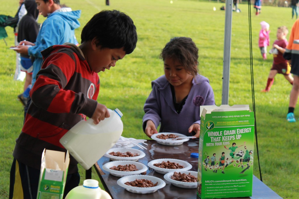 Photographs from Bluegoose – Sunday 27th July – FREE Milo Cereal Day