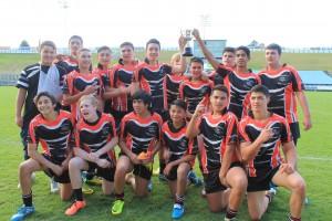 15s Grade Winners - Muriwhenua (undefeated)