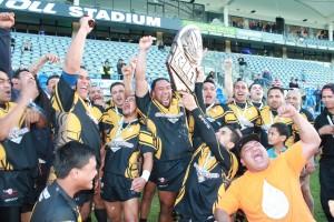 RLN MultiKai Cooker Premiership Winners - Otangarei Knights