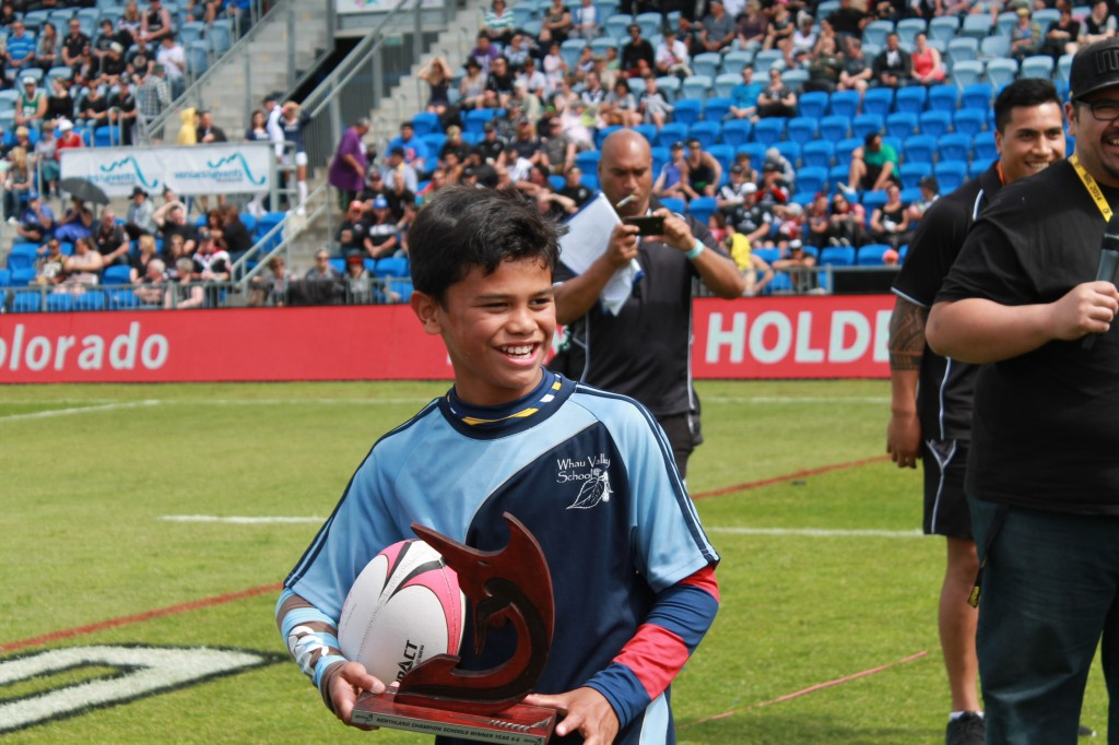 Four Nations Test Match and Northland Primary Schools Championship