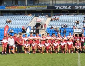 18s Grade Winners - Otaika Eagles