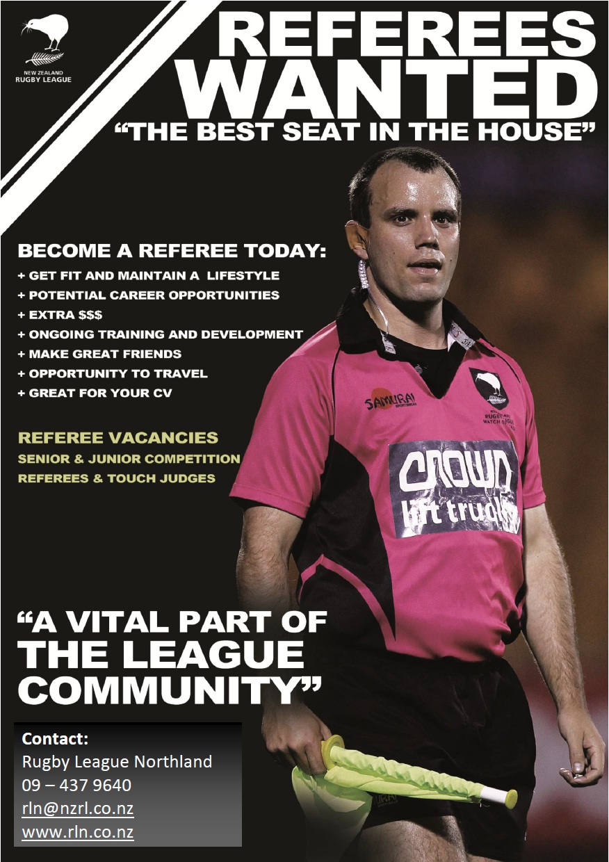 How to Become a Referee