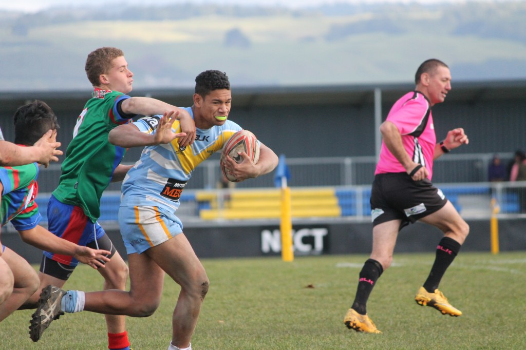 Northern Swords 15s and 17s Squad – NZRL Got a Trade Got It Made National Tournament