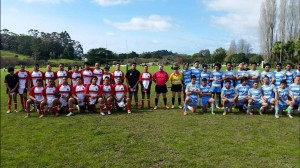 Swords 14s v Counties Manukau