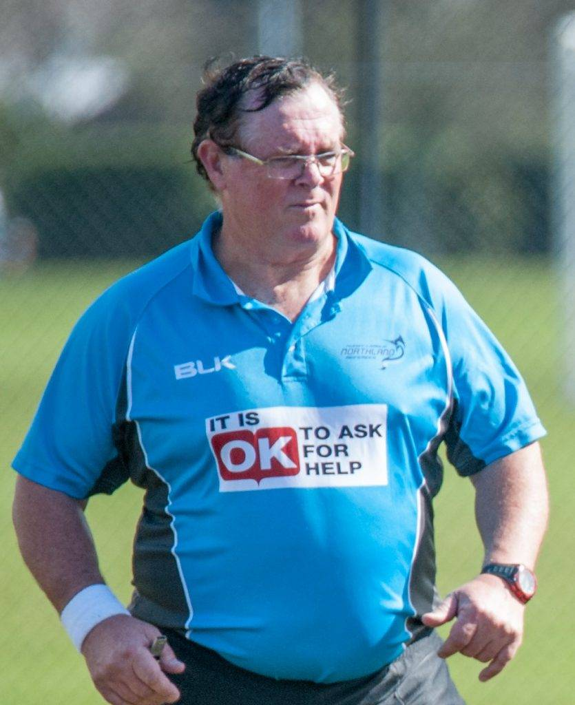 Ian Collis – Referees Association Chairman