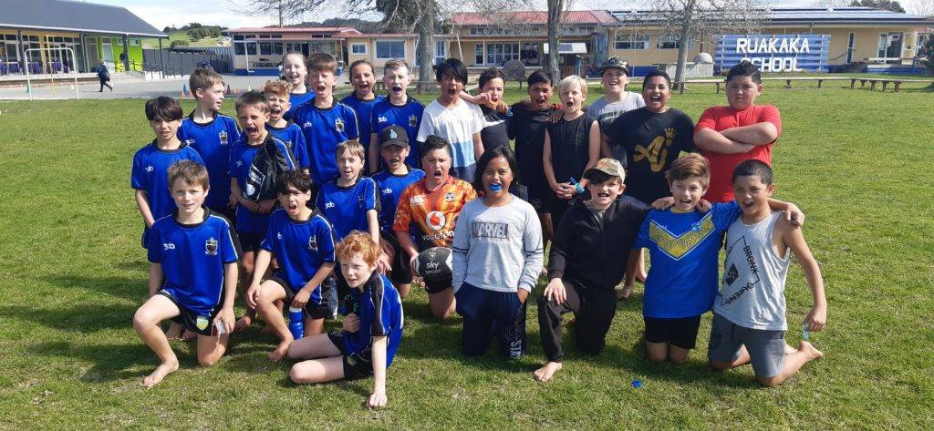 Ruakaka School vs Maungatapere School 2020